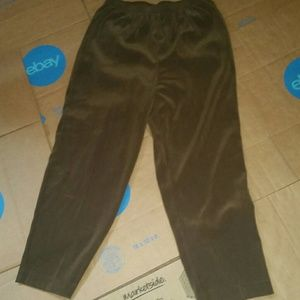 """ALFRED DUNNER Women's """"Grand Canyon"""" Pants Size 14"""